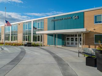 RCSD Flower City School No. 54 Reaches Peak Bloom