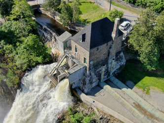 Rainbow Falls Hydropower Facility Project featured in Hydro Review
