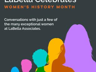 LaBella Celebrates Women's History Month