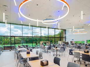 RIT Gracie's Dining Hall Undergoes Extreme Makeover