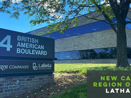 LaBella Associates and The Chazen Companies Unite at New Capital Region Office Location