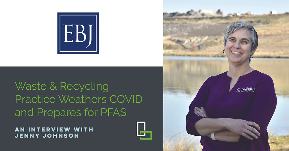 Jenny Johnson, Director of Waste & Recycling