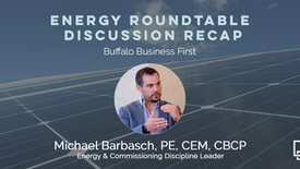 Michael Barbasch Shares Insights from the Design Perspective in Roundtable Discussion on Energy