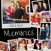 Cori & Kelly Memories Single Artwork