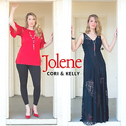 Cori & Kelly Jolenej Single Artwork
