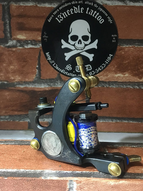 Walker machine middle speed 6wrap power liner / Coin Custom
