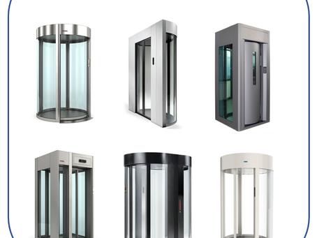 Security Mantraps – Portals, Vestibules, Airlocks, Booths, Cabins, Interlocks