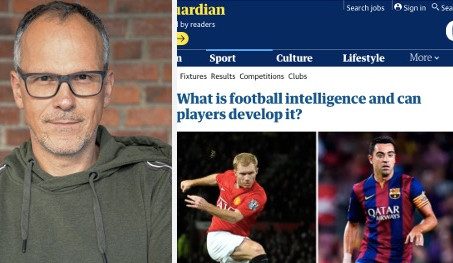GI Expert's Research on Football and Executive Functions Featured in The Guardian