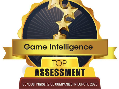 GI receives award for being among Top 10 Companies in Europe impacting business
