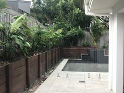 Yaroomba_Glass Pool Fence Peregian Spigots