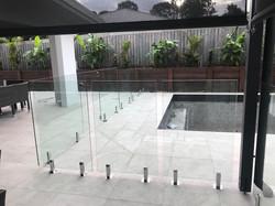 Yaroomba_Glass Pool Fence Peregian Spigots 3