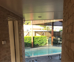 Beachmere Glass Pool Fencing Sunshine Coast2