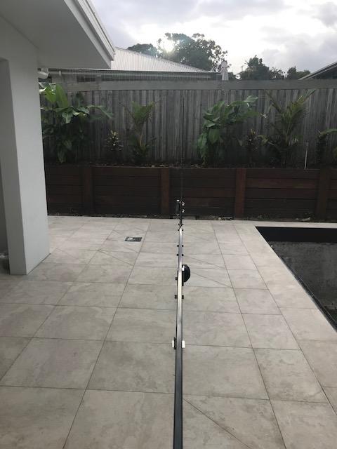 Yaroomba_Glass Pool Fence Peregian Spigots 6