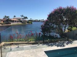 glass pool fencing Pelican Waters
