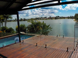 glass pool fencing sunshine coast kawana waters