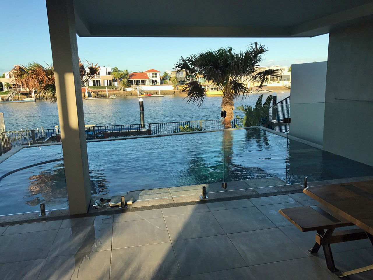 glass pool fencing sunshine coast 43