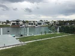 Pelican Waters glass pool fencing sunshine coast 3