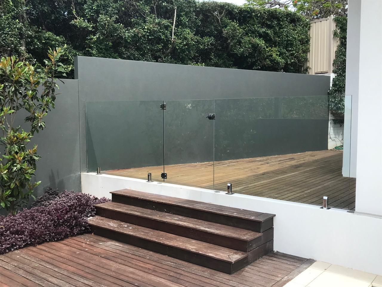 Buderim Glass Pool Fencing 3
