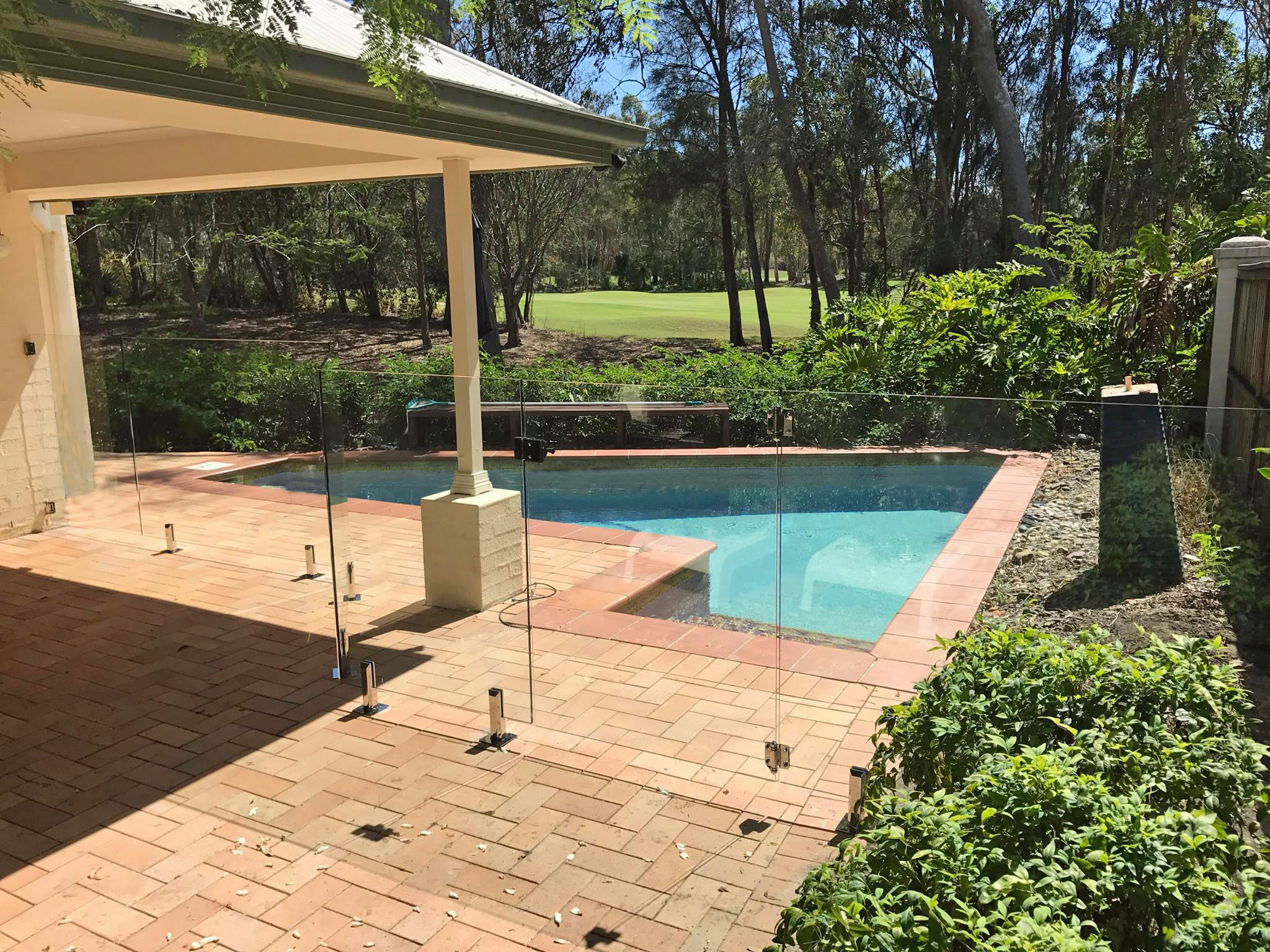 Glass Pool fencing specialist sunshine coast 101