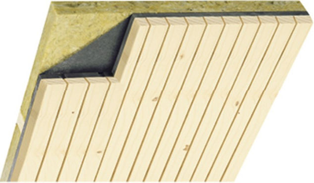 Topakustik Type 28/4 Aria Acoustic Wood Sound Reduction