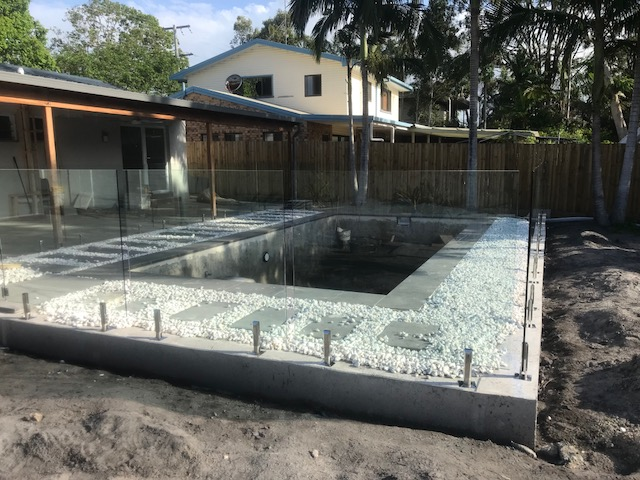 Noosa Glass Pool Fencing