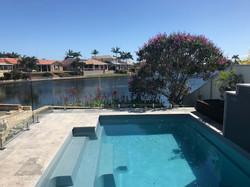 glass pool fencing Pelican Waters 3