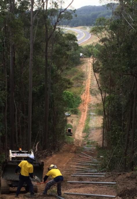 Chain Wire Fencing in Sunshine Coast