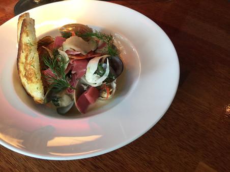Italian Restuarant lunch.JPG