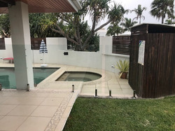 glass pool fencing kawana waters 1