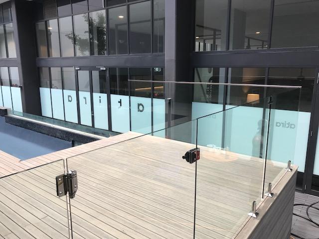 Brisbane City Frameless Glass Pool Fencing 2