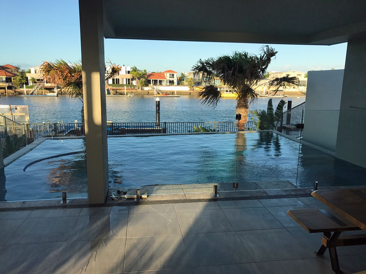 glass pool fencing sunshine coast 44