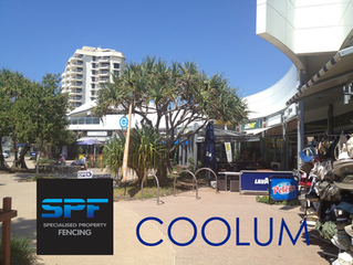 We are in Coolum! Specialised Property Fencing