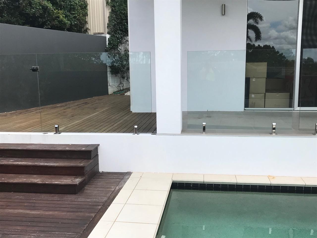 Buderim Glass Pool Fencing 6
