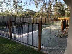 Noosa Glass Pool Fence