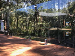 Glass Pool Fencing Sunshine Coast Tewantin