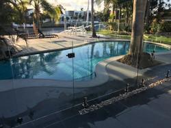 minyama glass pool fence2