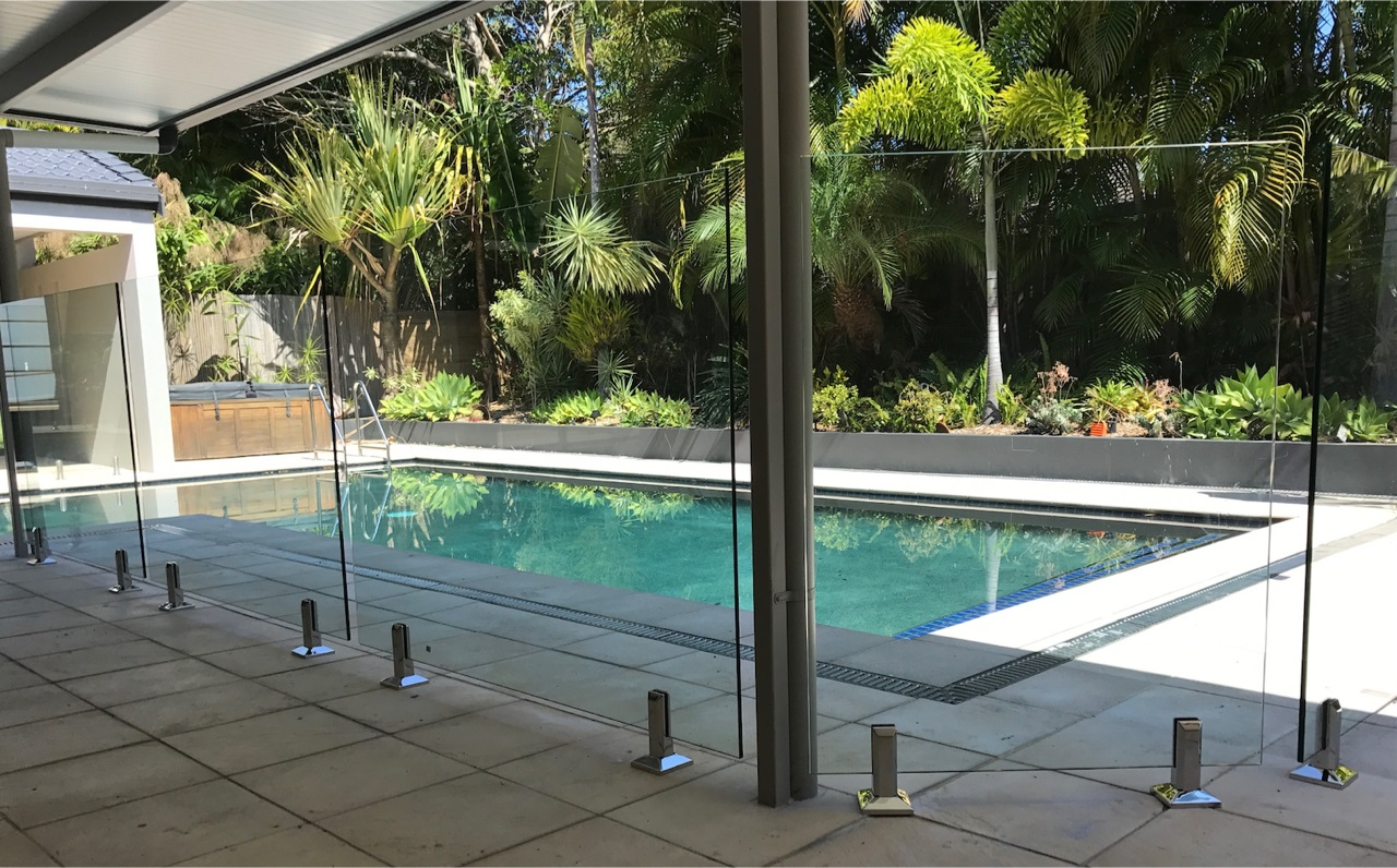 little mountain glass pool fencing stc glass pool fencing 1
