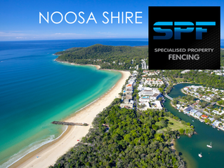 Specialised Property Fencing Is Currently In the Noosa Shire