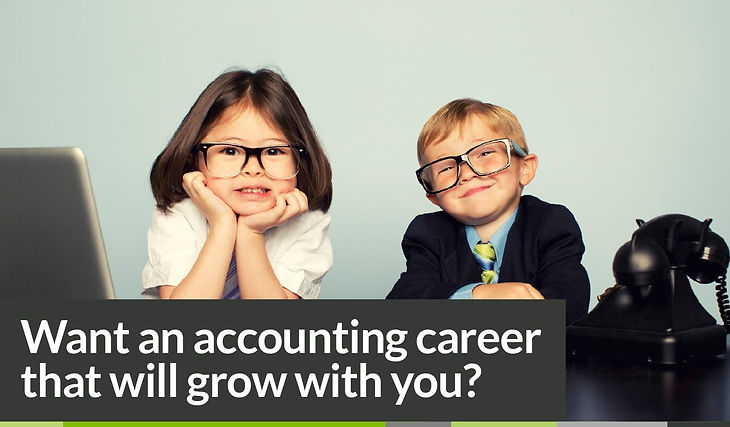 Business Accountant Careers in Financial Services