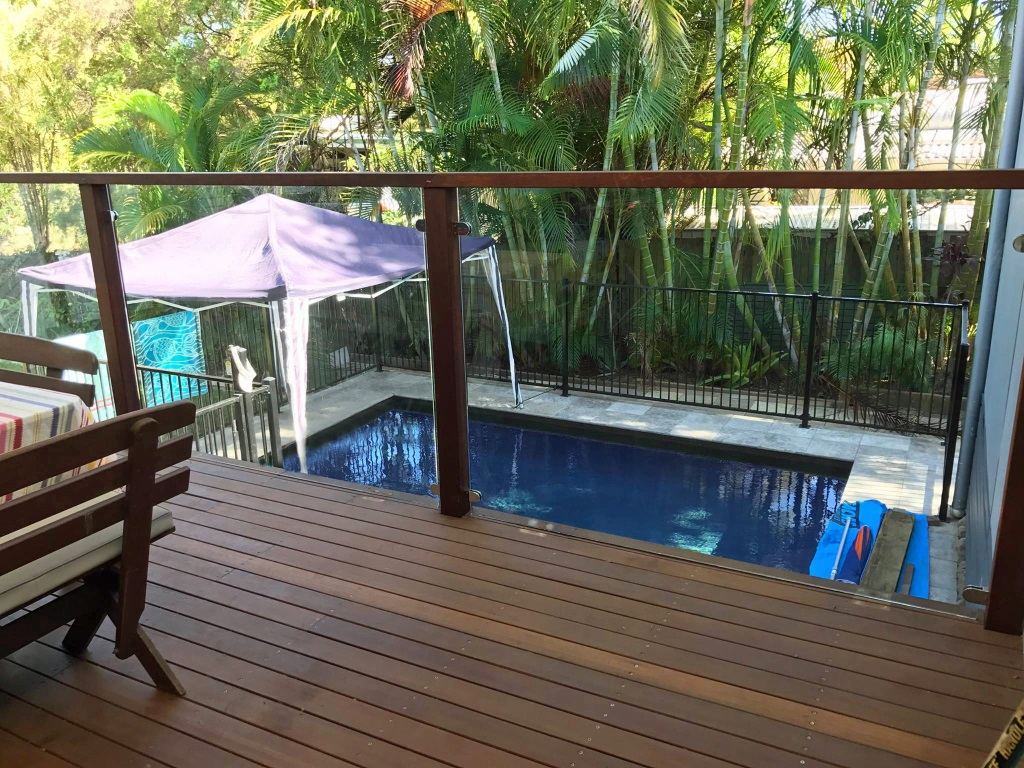 Glass Pool fencing specialist sunshine coast 109