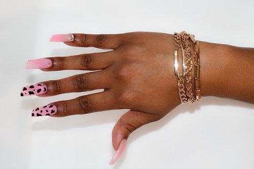 """Ri Ri"" Layered Bracelet"