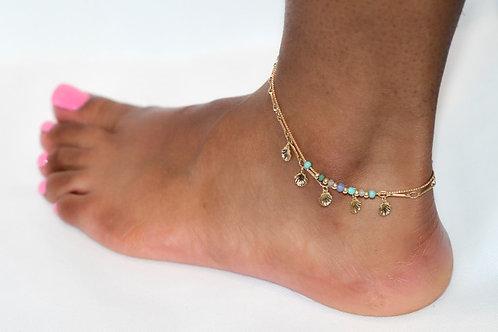 Beachy 🏝 Anklet
