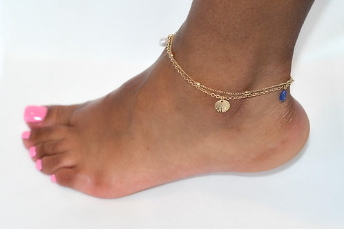 Shelly 🐚 Anklet