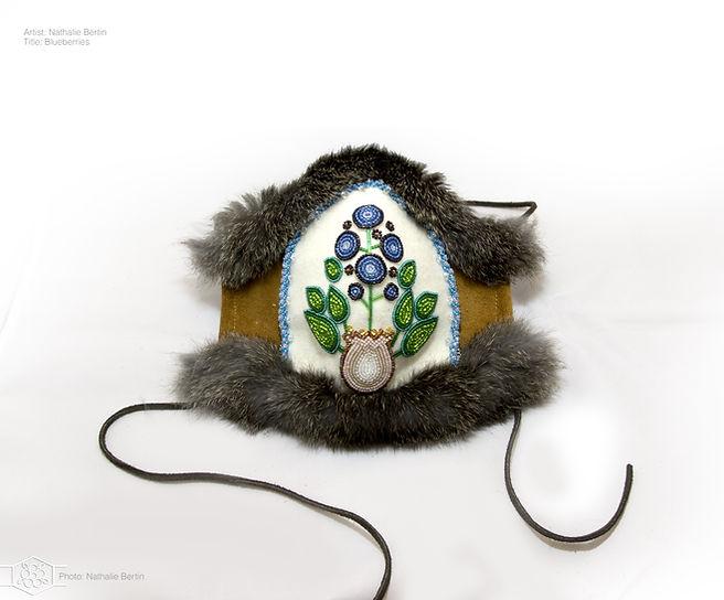 Nathalie Bertin Blueberries
