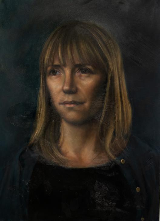 Portrait of Julie K.