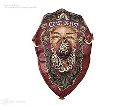 Cease & Desist: the Bearded Lady Mask