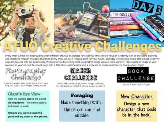 Creative Challenge - Day 3