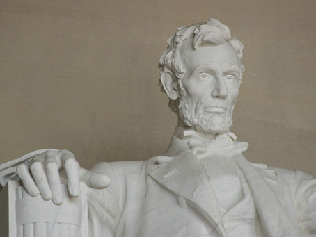 Abe and Me—Who Knew?