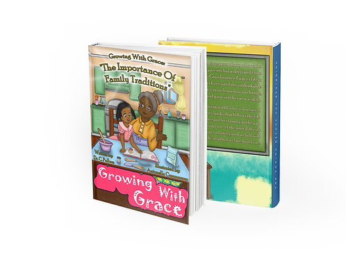 Growing with Grace Series 1st Book
