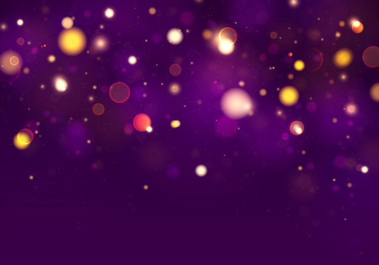 purple-golden-luminous-background-with-l